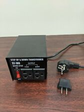 Seven Star Step Up Step Down Transformer St-100