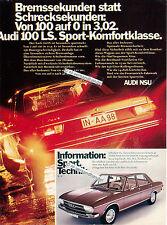 Audi-100-1970-Reklame-Werbung-genuine Advertising-nl-Versandhandel