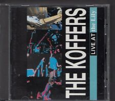 DE KOFFERS Live At The Lily CD DUTCH ROCK ##