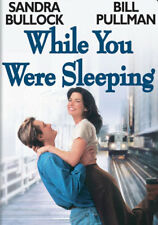 While You Were Sleeping (DVD,1995)