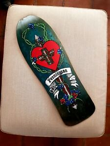 Skateboard vintage BBC deck Bryan Pennington skate OG vision santa cruz powell