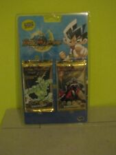 2 Duel Masters DM-02  Booster Pack -NEW