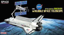 """Dragon Wings Space Shuttle """"Discovery"""" w/Hubble Space Telescope"""