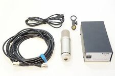 RODE NTK Tube Condenser Large Diaphragm Microphone w/ Power and Cable