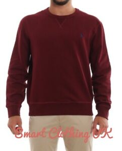 Ralph Lauren Men's Pullover Burgundy  (RRP £85)