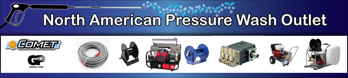 Pressure Wash Outlet