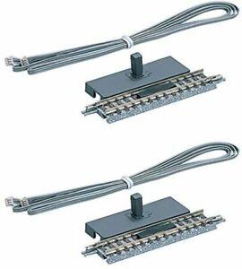 TOMIX N Gauge TCS Sensor Rail S70 F 2 Pieces Set 5559 Model Railroad Supplies