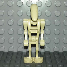 LEGO STAR WARS MINIFIG SW0001B - BATTLE DROID, FROM SET 7868 8018 7126 7184 7654