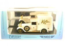 Rolls Royce Twenty Park Ward Delivery Van (white) 1928 (RHD)