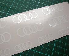 Audi Premium étrier De Frein étrier decals stickers A2 A3 A4 A5 A6 S2 S3 TT A8