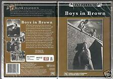 BOYS IN BROWN JACK WARNER RICHARD ATTENBOROUGH NEW DVD