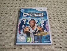 Dance IT 's your stage pour nintendo wii et wii u * OVP *