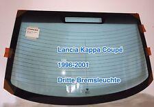 Lancia Kappa Coupé kC 1996 - 2000 Heckscheibe blau rear window Scheibe hinten
