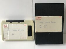 More details for uca-60 broadcast video cassette 1998 derby preview untested     (3)