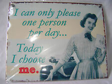 Multi-Coloured Novelty Decorative Door Signs/Plaques