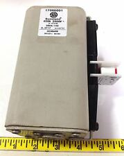 BUSSMANN 450A 2000V SOLID STATE FUSE W/ SWITCH 170M6001