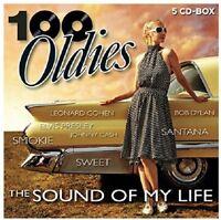 100 OLDIES 5 CD NEU
