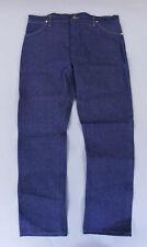Wrangler Men's Original Fit Cowboy Cut Jeans LP7 Dark Wash Size 42x34 NWT
