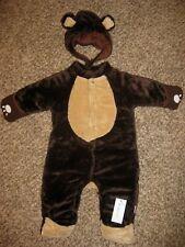 Kidsform BEAR Baby Toddler Winter Warm Romper Bodysuit Snowsuit 18-24 Months Hat