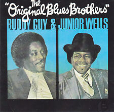 Buddy Guy and Junior Wells- The Original Blues Brothers- Orig. Magnum CD