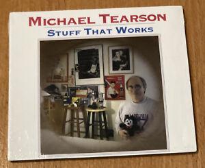 Stuff That Works by Michael Tearson (CD, 2011, Juniper Beach) Sealed