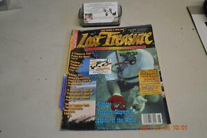 Lost Treasure Magazine, June 2008, Field Test on Minelab Excalibur II