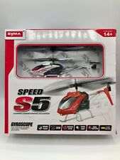 Syma Speed S5 3 Channel RC Helicopter