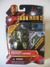 NEW MOC Iron Man 2 Movie Series 16 WEAPON ASSAULT DRONE Avengers 3 3/4