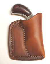 Pocket holster for North American Arms 22 Mag- 1 1/8  barrel..