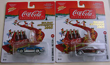 Coca-Cola Nissan Contemporary Diecast Cars, Trucks & Vans