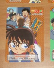 DETECTIVE CONAN PP CARDDASS CARD CARTE 24 MADE IN JAPAN 1996 NM