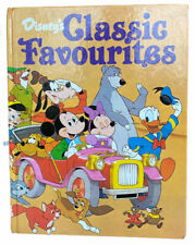 More details for vintage hb disney classic favourites 1984 story book