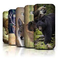 Housses et coques anti-chocs noir HTC One M8 pour téléphone mobile et assistant personnel (PDA)