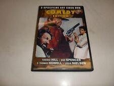 DVD  Comedy Edition / Zwei vom Affen gebissen / Soulman / Puppenmord