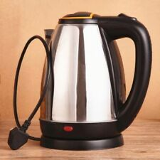 2l 1500w Stainless Steel Anti-dry Protection Electric Auto Cut off Jug Kettle