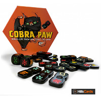 Cobra Paw | 2-6 Player Family Game | Kids & Adults Ages 6+ | Board Game