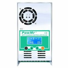 Powmr Mppt 60A Solar Charge And Discharge Controller 12V 24V 36V 48V Auto F N1T7