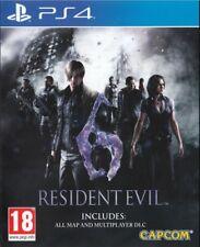 Resident Evil 6 - PS4 📥