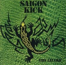 "SAIGON KICK -""THE LIZARD"" CD! COMPLETE IN CASE! LOVE IS ON THE WAY! L@@K HERE!"