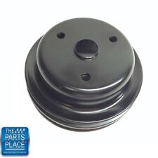 1969 Camaro Z-28 / 302 Deep Groove 4 PC Pulley Kit 3932456 / 3956668 / 3941105