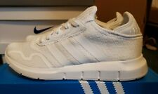 Big Kids' adidas Originals Swift Run X Casual Shoes Size 6.5 White/White/White