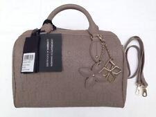 Liu Jo Damen Handtasche Bauletto M Amy tortora Leder A64012E0027-71212
