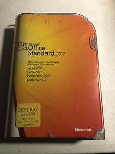 Microsoft Office 2007 Standard With Product Key