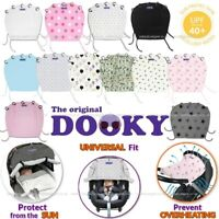 Dooky Shade Sun & Sleep Cover Universal Pram Pushchair & Car Seat Parasol Screen