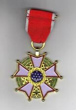 LEGION OF MERIT UNITED STATES OF AMERICA MILITARY DECORATION REPLICA  WITH PIN