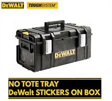 DeWalt DS300 Toughsystem Organiser ToolBox - NO TOOL TRAY