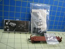 HO KEYSTONE LOCOMOTIVE WORKS WIDE VISION CABOOSE INTERIOR KIT AND OTHER PARTS