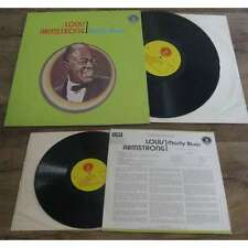 LOUIS ARMSTRONG - Mostly Blues LP ORG US Jazz Blues