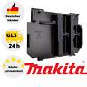 Makita Einlage für Makpac 838110-1 für DC18RC + 4x Akku 8381101 Tiefzieheinlage