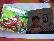 Roary The Racing Car Cici Saves the Day Turn the Wheel Book Brand New